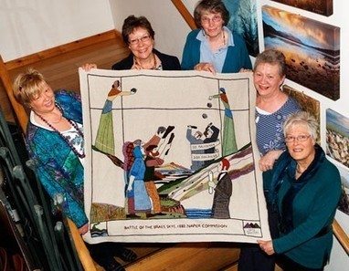 Skye Quilters make Scottish history | | British Genealogy | Scoop.it