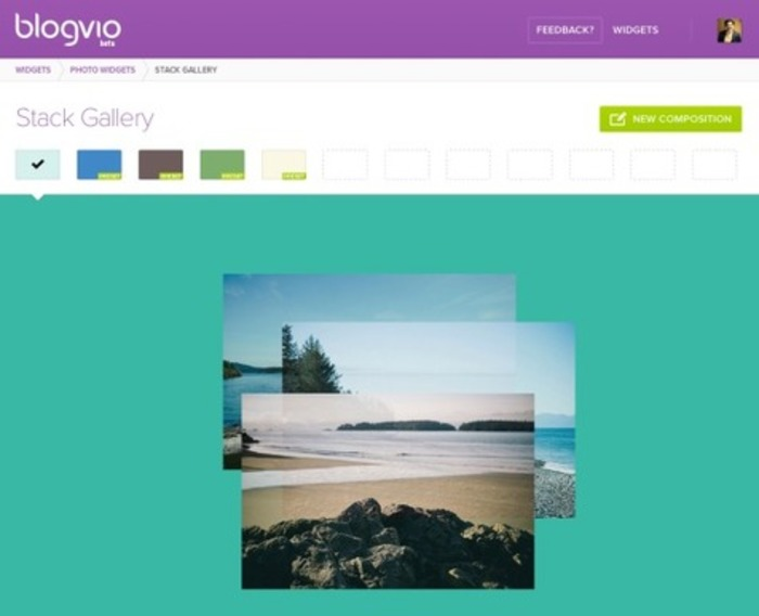 Build great widgets for your blog with Blogvio | Business in a Social Media World | Scoop.it
