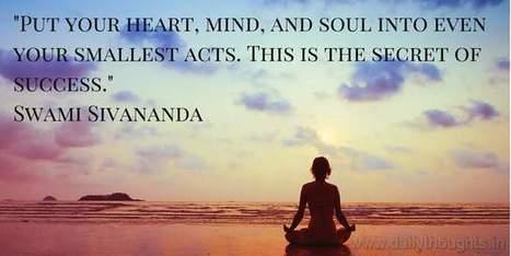 Swami Sivananda :) | Happy Road | Scoop.it
