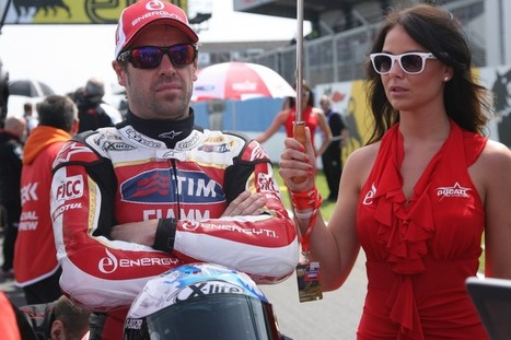 Carlos Checa out for the rest of the SBK season | Ducati.net | Desmopro News | Scoop.it