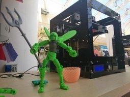 Una startup pugliese ha portato le stampanti 3D nei supermercati | Tutto3D.com | Scoop.it