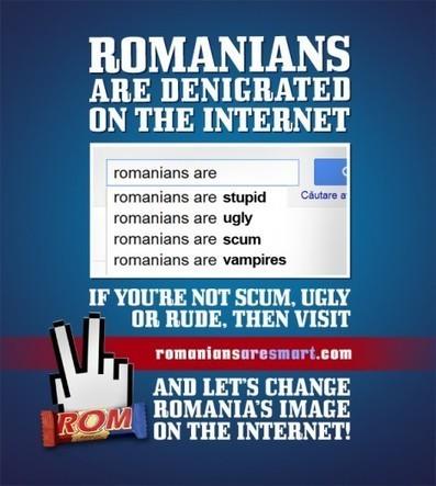 Romanians are Stupid en Beeldvorming op internet #mediawijsheid | Mediawijsheid ed | Scoop.it