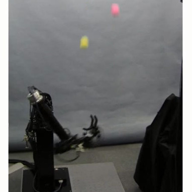 Juggling Robot Takes on Two Balls With One Very Fast Hand - IEEE Spectrum | The Robot Times | Scoop.it