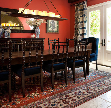20 of the Coziest Dining Rooms on Houzz | Real Estate | Scoop.it