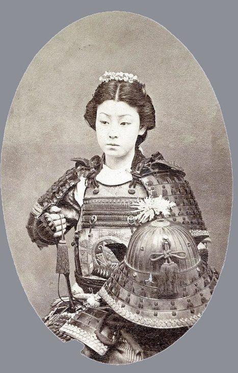 Les derniers Samouraï – Des photos très rares du Japon au 19e siècle   Photographie B&W   Scoop.it
