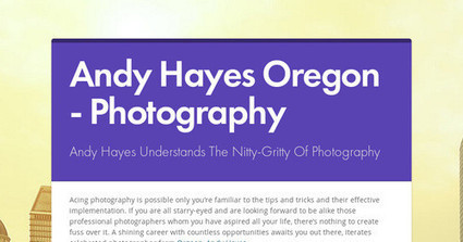 Andy Hayes Oregon - Photography | Andy Hayes Oregon State Treasury | Scoop.it