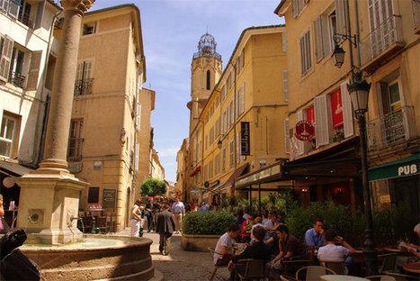 Aix-en-Provence élue 13ème ville française dans le tourisme d'affaires | Le tourisme d'affaire | Scoop.it