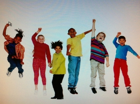 A Hopping Game During the later preschool years, your child is developing better control over the large muscles o | Kindergarten | Scoop.it