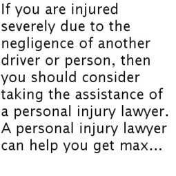 Information for hire a personal injury lawyer   Preston Rezaee Specialist Personal Injury Attorney   Scoop.it