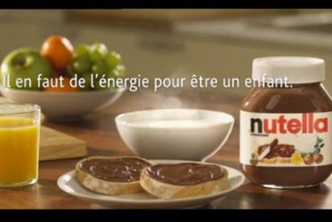 Plongez dans le nouveau spot de Nutella ! | Agro-News | Scoop.it
