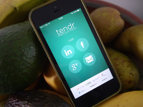 Tendr Is Tinder For Finding Your Next Equity Crowdfunding Investment | Creatvity, Entrepreneurship and Innovation | Scoop.it