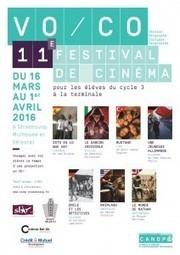 Festival de cinéma VO/CO | Canopé Académie de Strasbourg | Bulletin de veille du CDI | Scoop.it