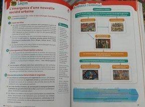 Une forte présence des cartes heuristiques dans les nouveaux manuels d'Histoire-Géo au collège   Classemapping   Scoop.it