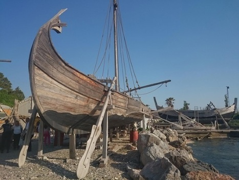 Un puerto de la época romana será recreado en Turquía | ArqueoNet | Scoop.it