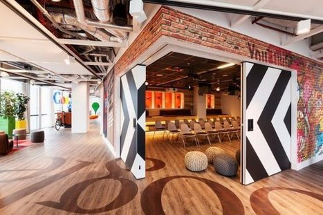 Google's Stunning Amsterdam Office | JUST AWESOME | Scoop.it