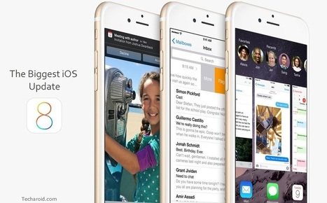 How To Avoid Apple iOS 8 Installation Issues/Problems Easily | Techaroid.com | Scoop.it