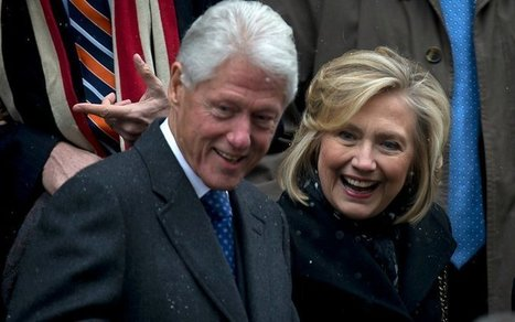 #BillClinton Paid Through Shell Company | News in english | Scoop.it