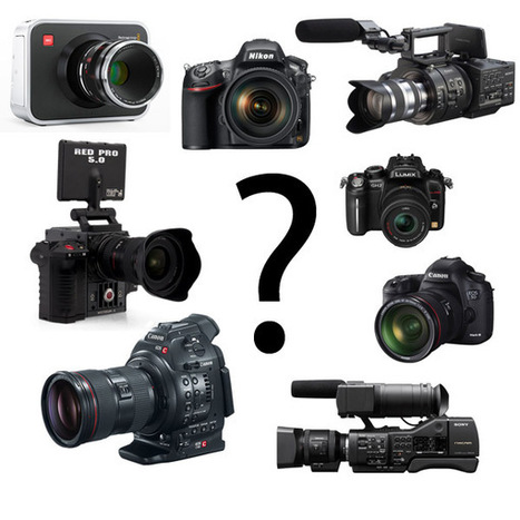 DSLR News Shooter | What new camera should I buy? | Photography World | Scoop.it