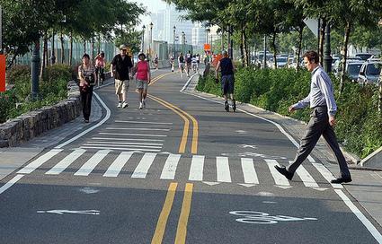 Concrete Ideas for Promoting Walkability | Social Environments | Scoop.it