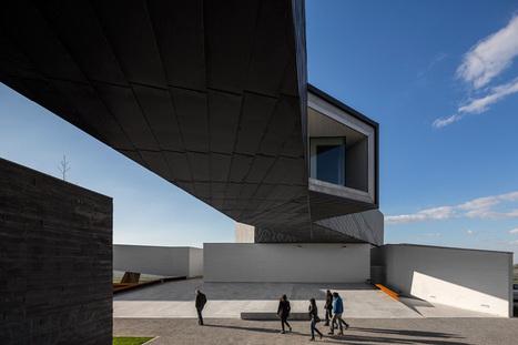 ARX extends portugal's ilhavo maritime museum - designboom | architecture & design magazine | architecture&design | Scoop.it