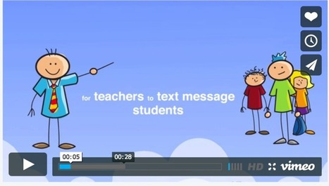 Everything Teachers Need to Know about Remind101 | iGeneration - 21st Century Education | Scoop.it