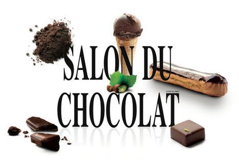 Le Salon du Chocolat de Paris fête ses 20 ans | Les Gourmands 2.0 .com | Actu Boulangerie Patisserie Restauration Traiteur | Scoop.it