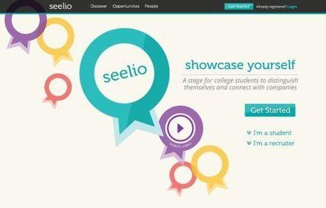 Seelio abre sus puertas para permitir a estudiantes universitarios crear sus portafolios de trabajos   Educando con TIC   Scoop.it