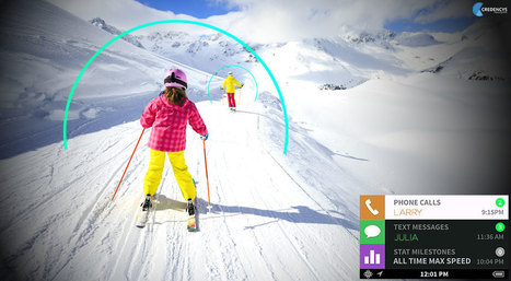 Augmented Reality Goggles For Skiers: The Future Ahead! | Augmented Reality | Scoop.it