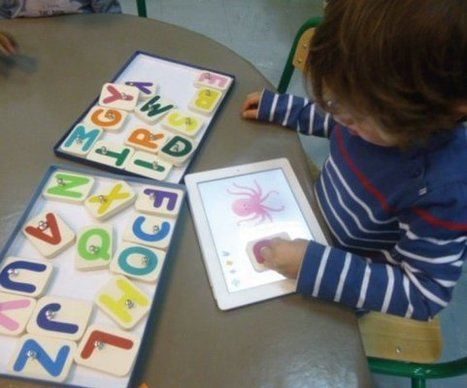 La start-up bordelaise Marbotic réconcilie le jouet en bois avec le numérique - France 3 Aquitaine | Education | Scoop.it