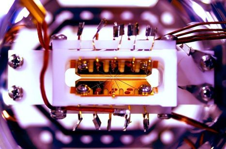 Engineers just created a programmable quantum computer | Higher Education Research | Scoop.it