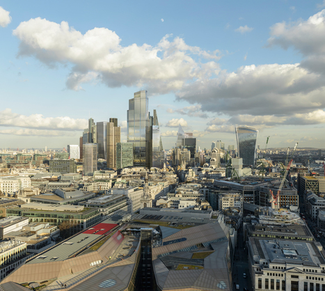 Survey Results Show More Tall Buildings Planned for London | Living-in-London Today | Scoop.it