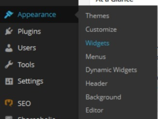 How to use WordPress widgets | WordPress Social Marketing | Scoop.it