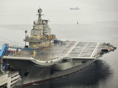 Asia Unbound » Liaoning – Paper Tiger or Growing Cub?   Chinese Cyber Code Conflict   Scoop.it