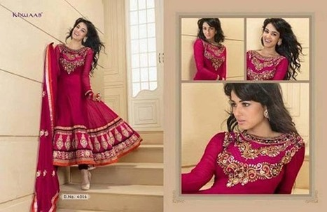Party Wear Summer Dresses 2013 For Women By Aashri Creation   smartinstep.com   Scoop.it