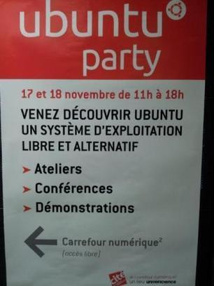 Ubuntu Party 12.10 | Simplement libre | Planet Ubuntu-fr | Scoop.it