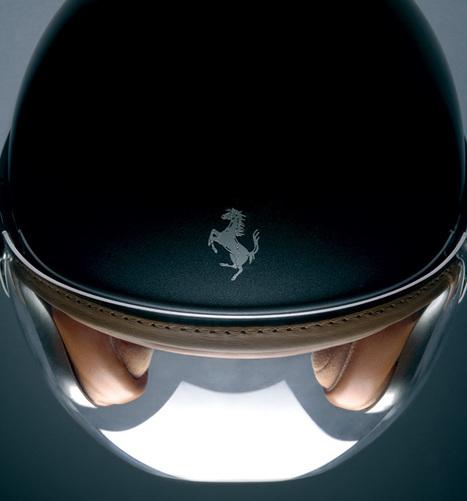 Ferrari Head Protector | Art, Design & Technology | Scoop.it