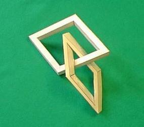 """Solid Objects Representing """"Impossible Objects"""" 