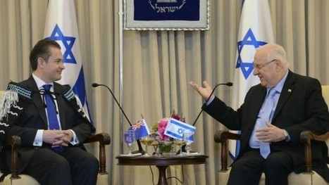 Diplomatic bantam New Zealand takes on peace process - The Times of Israel | NGOs in Human Rights, Peace and Development | Scoop.it