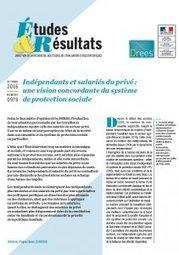 Indépendants et salariés du privé : une vision concordante du système de protection sociale. | SES-BANK | Scoop.it