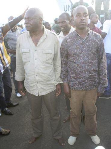 L'auto-proclamé chef rebelle de Bukavu, Gustave Bagayamukwe arrêté a Uvira - Bukavu Online   Butembo   Scoop.it