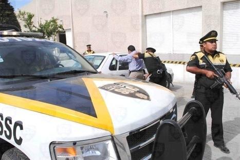 Desarticula SSC banda dedicada al robo de vehículos de lujo | Portal | Diario de Toluca, Estado de México | Tipos de Robo | Scoop.it