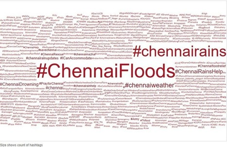 Tapping Twitter Sentiments: A CompleteCase-Study on 2015 Chennai Floods | Business Analytics & Data Science | Scoop.it