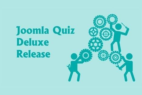 Joomla Quiz Deluxe 3.4.1 Release | JoomPlace Blog | Scoop.it