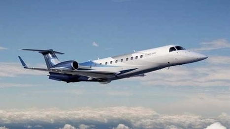 Brazil's Embraer Targets Booming Asia-Pacific | Global Logistics Trends and News | Scoop.it