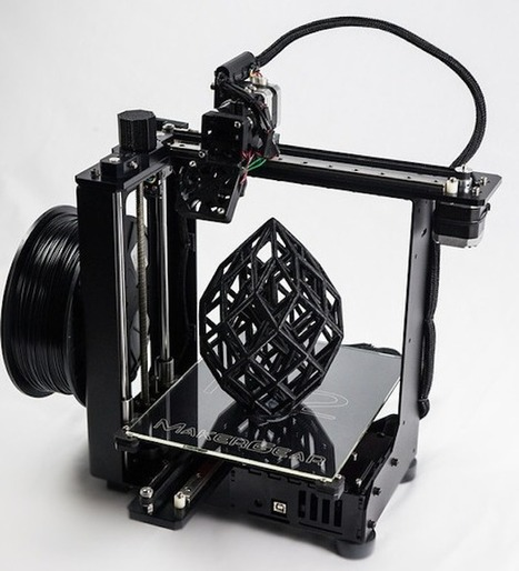 25 Best-Selling 3D Printers at Amazon in August 2016 | All3DP | Open Source Hardware News | Scoop.it