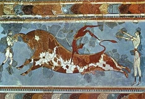 La civilisation minoenne viendrait d'Europe | Préhistoire | Scoop.it