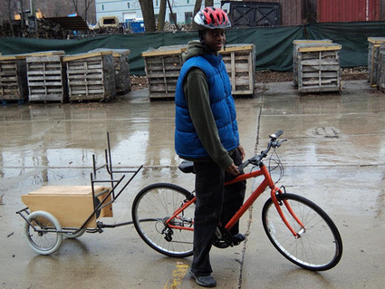 Growing Power Looking to Add Bike Component to Urban Farming Program | Streetsblog Chicago | Vertical Farm - Food Factory | Scoop.it