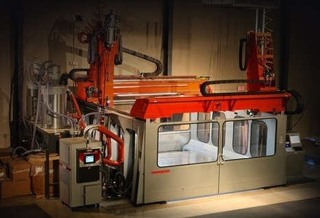 Thermwood Launches a New LSAM 3D Printer | 3D_Materials journal | Scoop.it