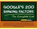 Google's All 200+ Ranking Signals To Rank A Website Revealed [SEO]   SEO News Videos Blogs Articles infographic   Scoop.it