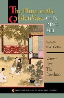At Last, an English Translation of 'The Plum in the Golden Vase' | My Collection | Scoop.it